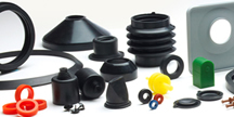 Britech rubber parts and products.